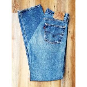 29w VTG USA Levi's 501xx jeans 29 x 31